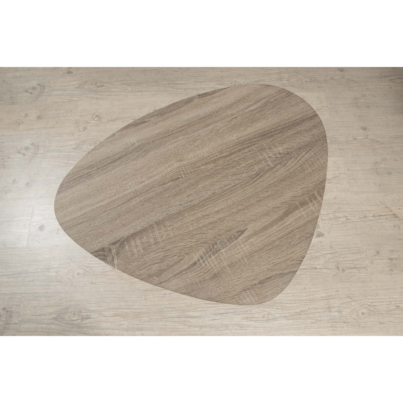 Table D 39 Appoint Ovo De Pieds M Tal 69x54cm Sveg So Inside