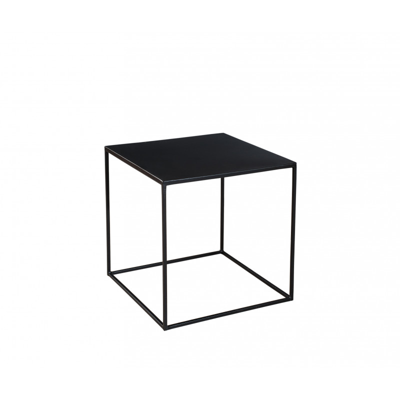 Table d'appoint Fer 45x45cm MAGA