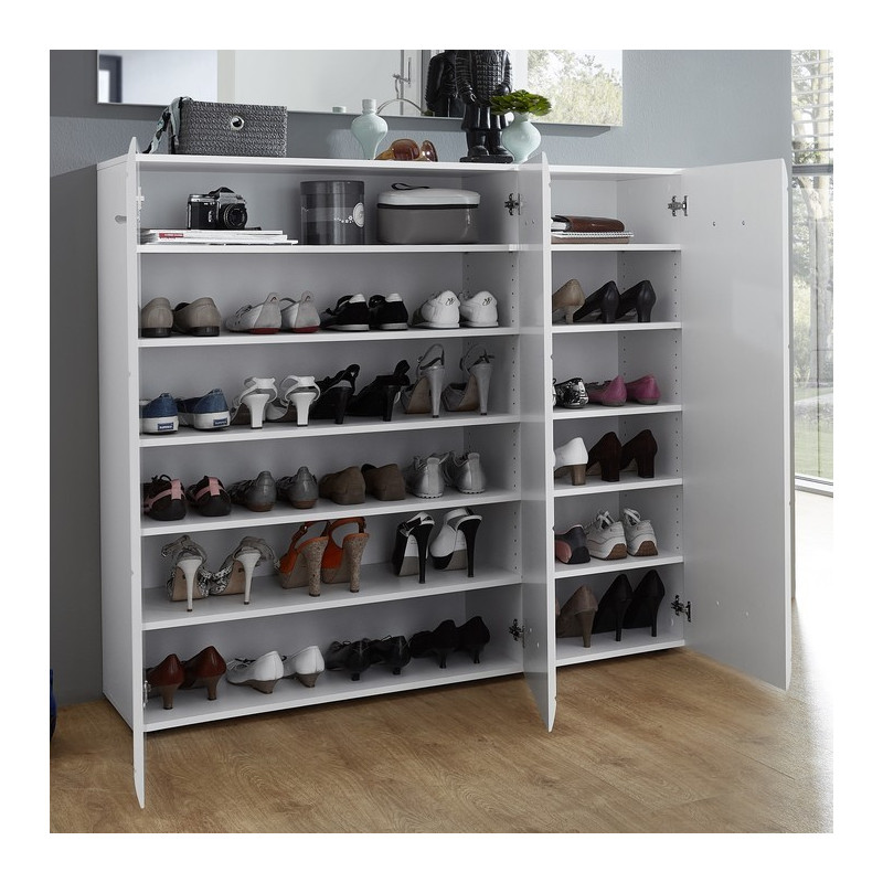 meuble chaussure original gallery of meuble chaussures moderne et tendance with meuble. Black Bedroom Furniture Sets. Home Design Ideas