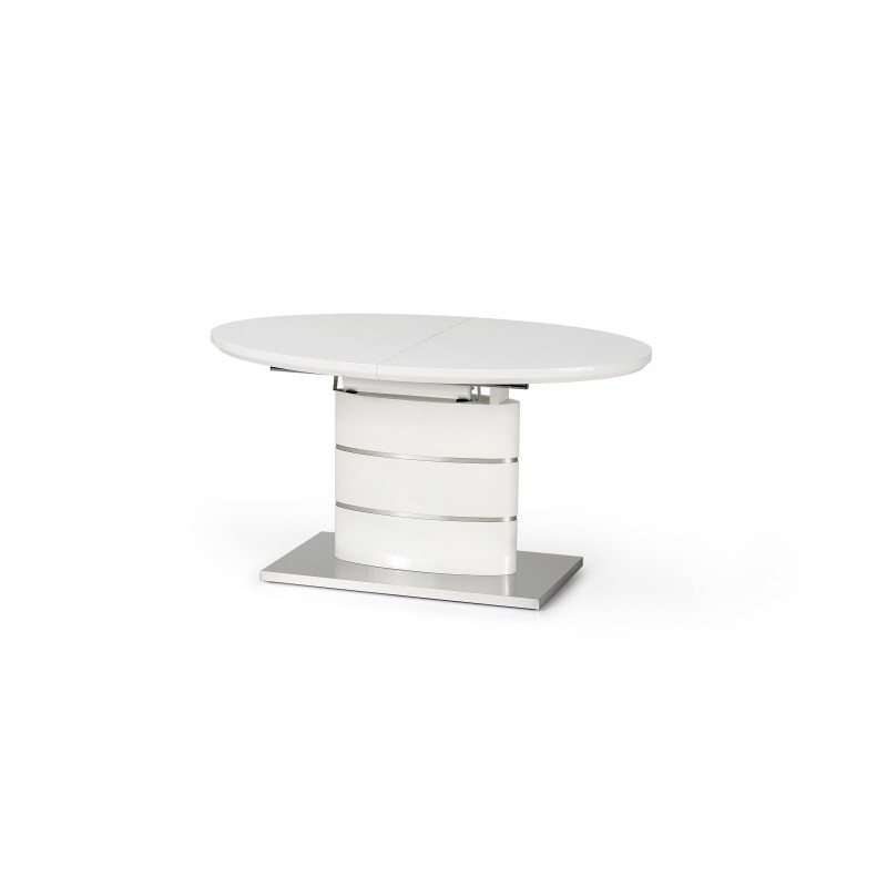 Table a manger ovale extensible design Ipson