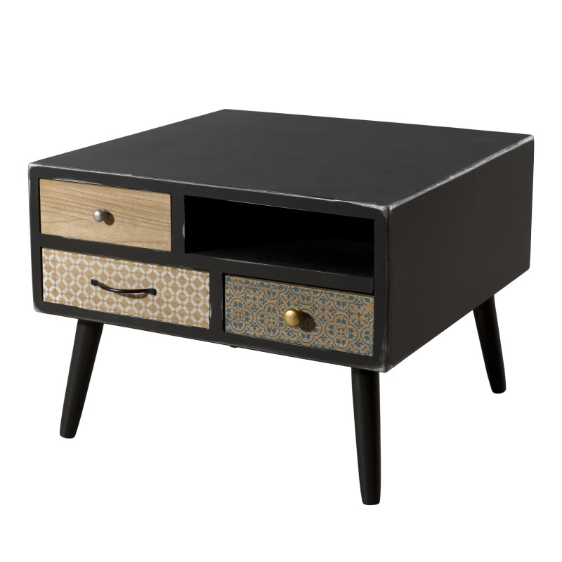 table basse design industriel vintage alta so inside. Black Bedroom Furniture Sets. Home Design Ideas