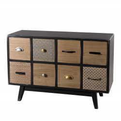 Commode design industriel vintage Alta