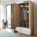 Armoire design scandinave Rosvik