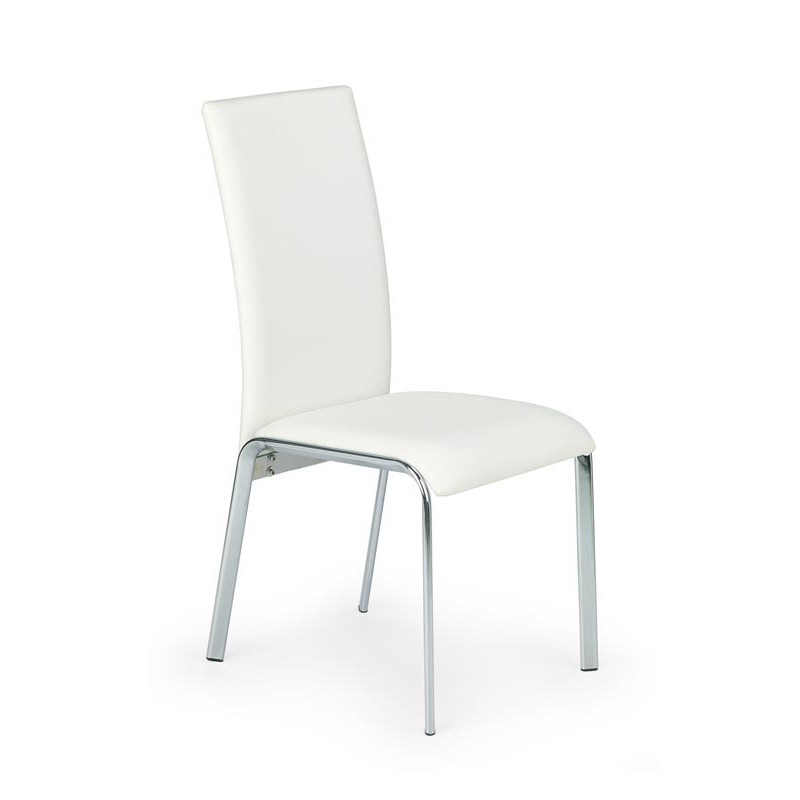Chaise blanche Fred