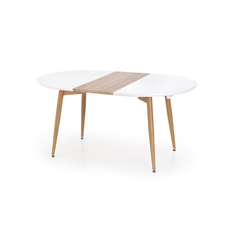 Table à rallonge design scandinave Harry