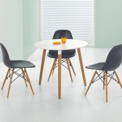 Table ronde scandinave Stilys