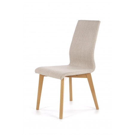 Chaise scandinave pieds...