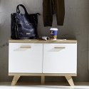 Banc a chaussures scandinave Malmo